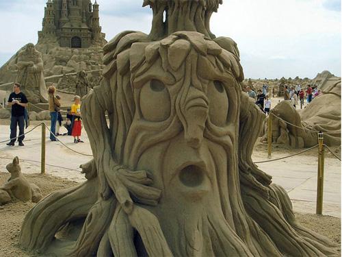 esculturas de areia15