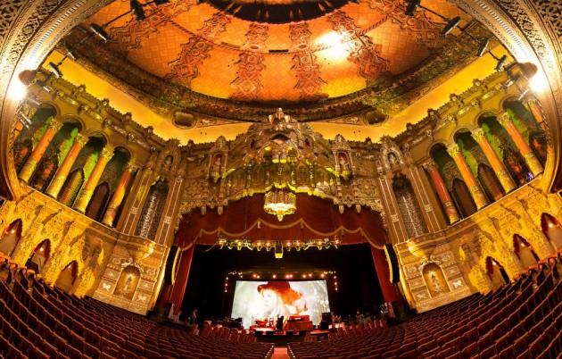 #6 - Fox Theater, Detroit - USA