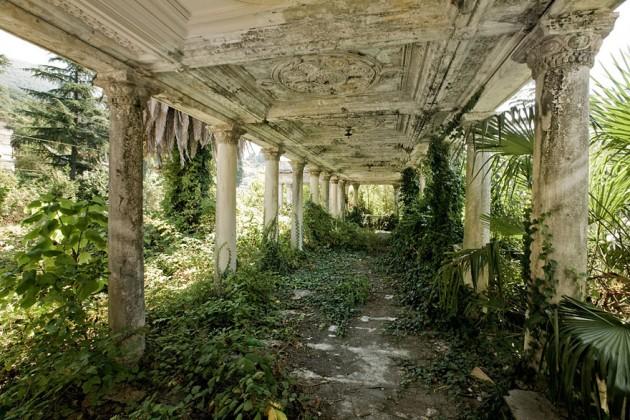 #14 - Estação de Trem Abandonada, Abkhazia, Geórgia