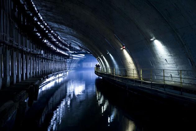 #18 - Base Submarina Abandonada em Balaklava, Ucrânia