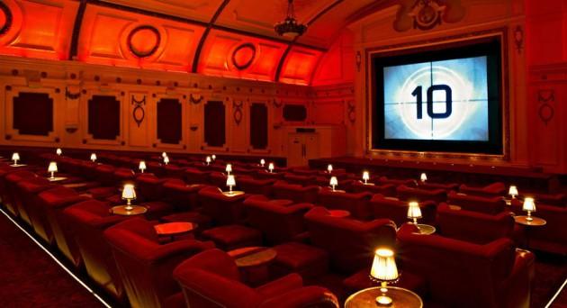 #10 - Electric Cinema - Londres, Inglaterra.