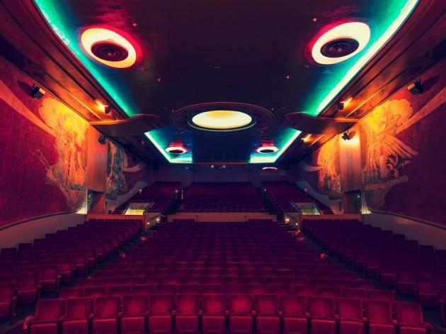 #11 - Orinda Theater - Califórnia, Estados Unidos.