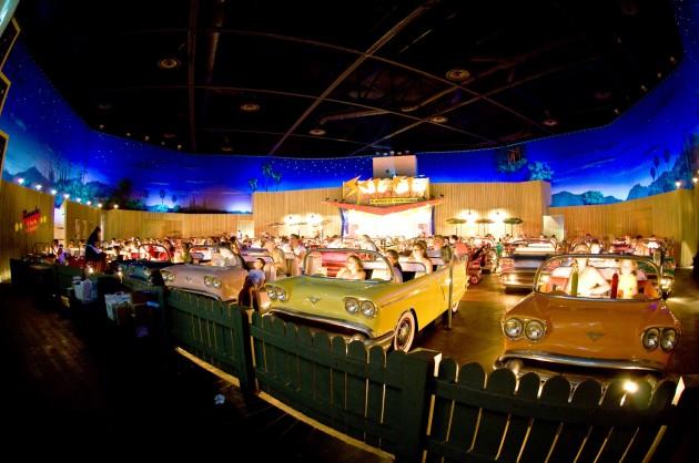 #2 - Sci-Fi Dine-In Theater. Disney World - Orlando, USA!
