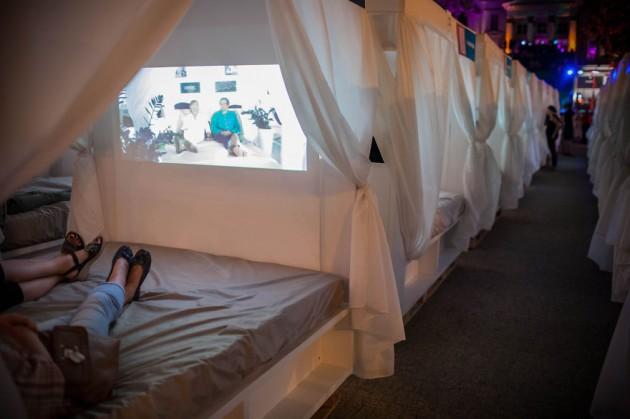 #12 - Cinema in Bed - Poznan, Polonia