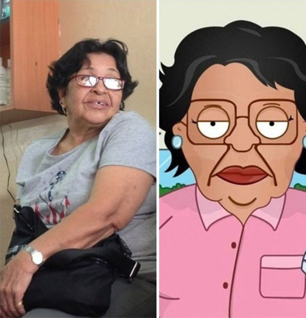 Consuela do Family Guy