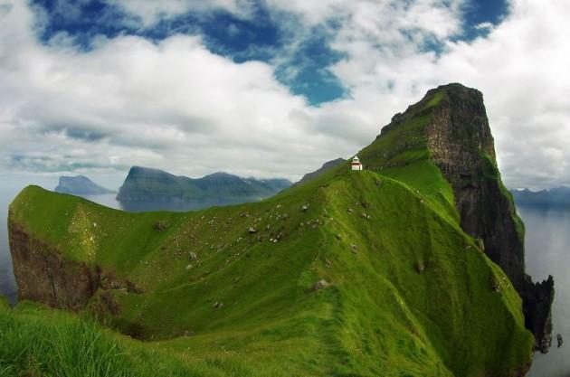 Trøllanes, Ilhas Faroe