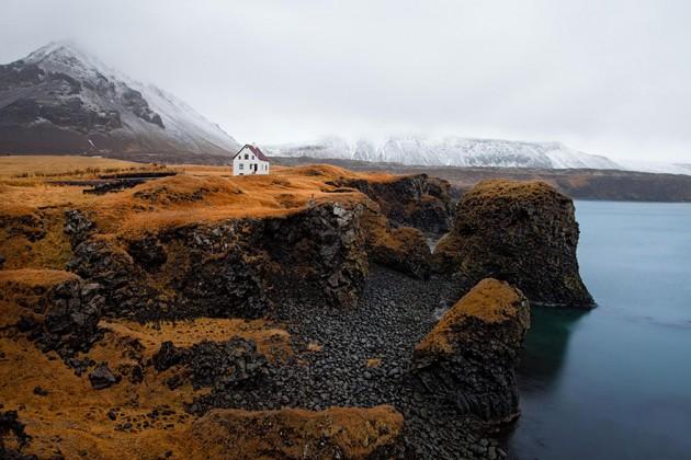 Arnastapi, Islândia