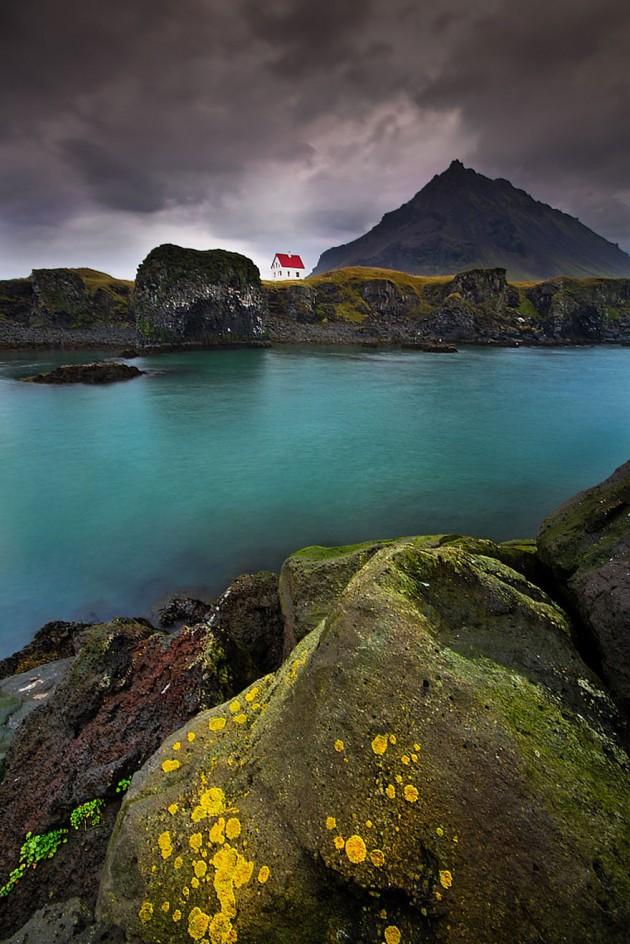 Península De Snaefellsnes, Islândia