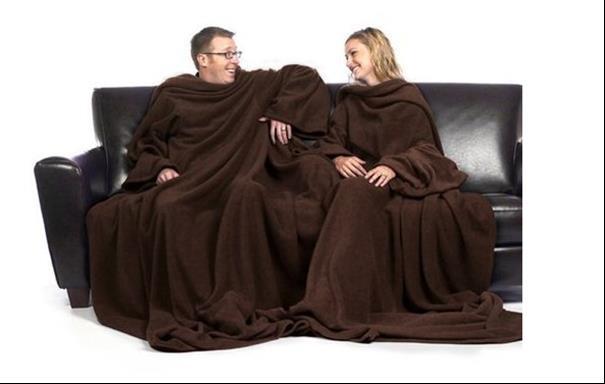 Cobertor especial para 2 pessoas.
