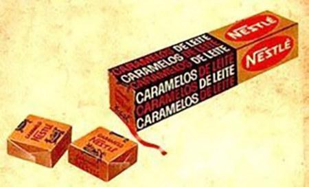 Balas de Caramelo da Nestlé