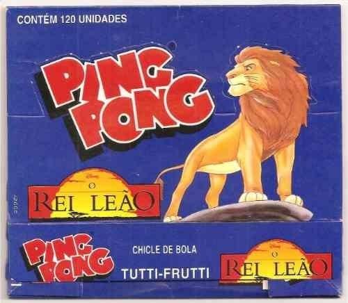 Ping Pong do Rei Leão