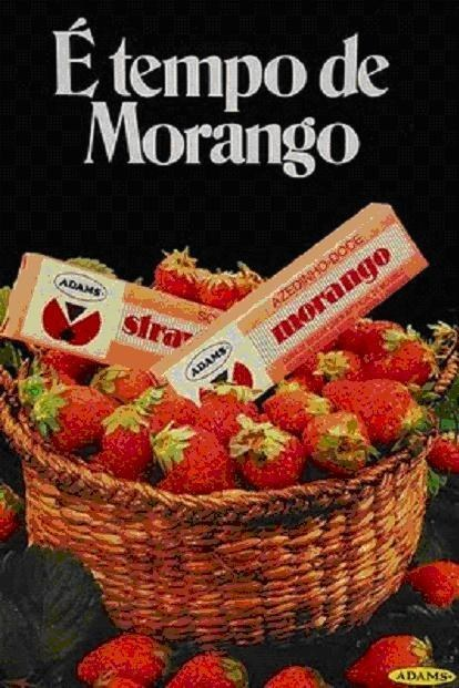 Azedinho doce Morango.