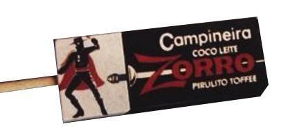 Pirulito do Zorro