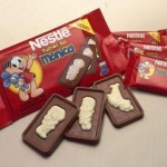 Chocolate Turma da Mônica.