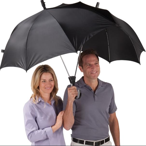 Guarda Chuva Compartilhado para o casal