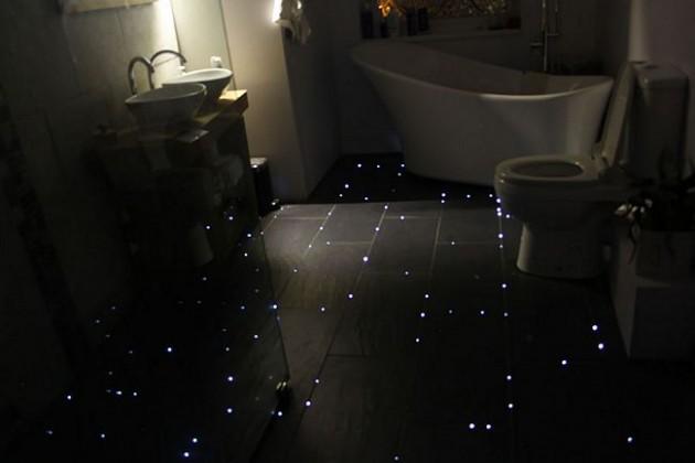 Banheiro das estrelas