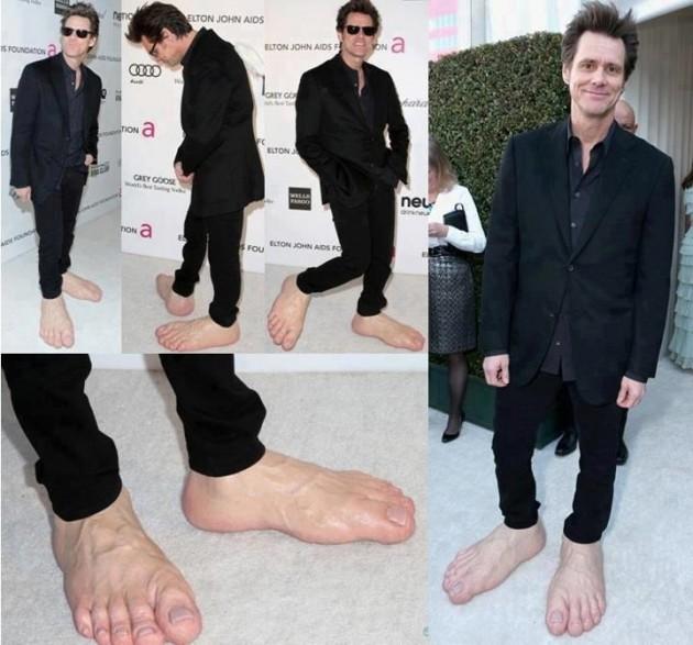 #17 - Jim Carrey sendo Jim Carrey