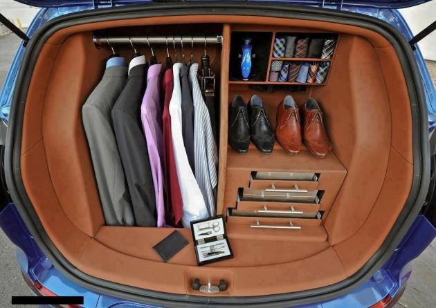 #2 - Levando seu guarda-roupa no seu carro.