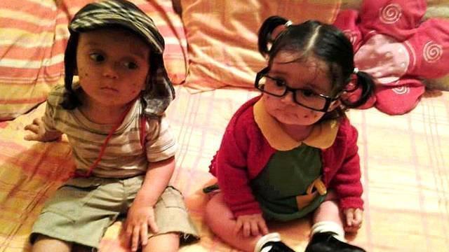 #3 - Chaves e Chiquinha ♥