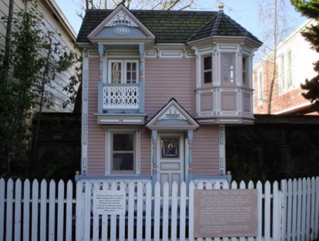 """A casa que Troy construiu"", Michigan"