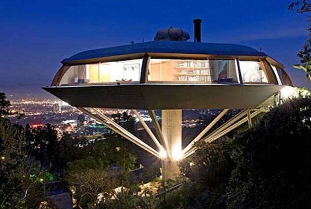 Casa Chemosphere, de John Lautner, Califórnia