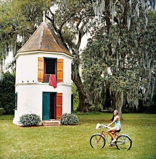 Pequena Casa em Louisiana, Estados Unidos