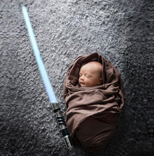 Mini Jedi