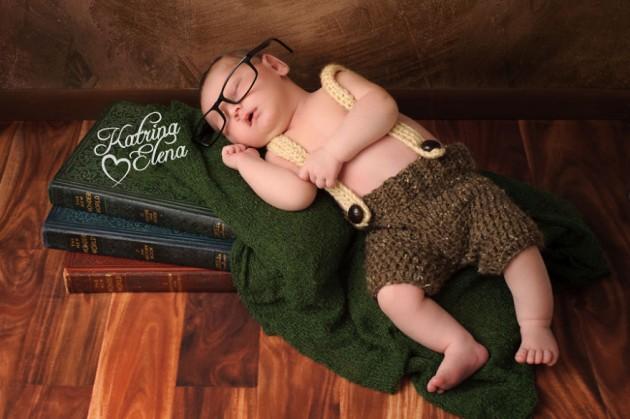 Bebê Hobbit