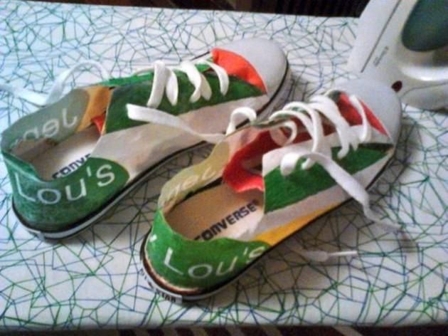 Renovar sapatos