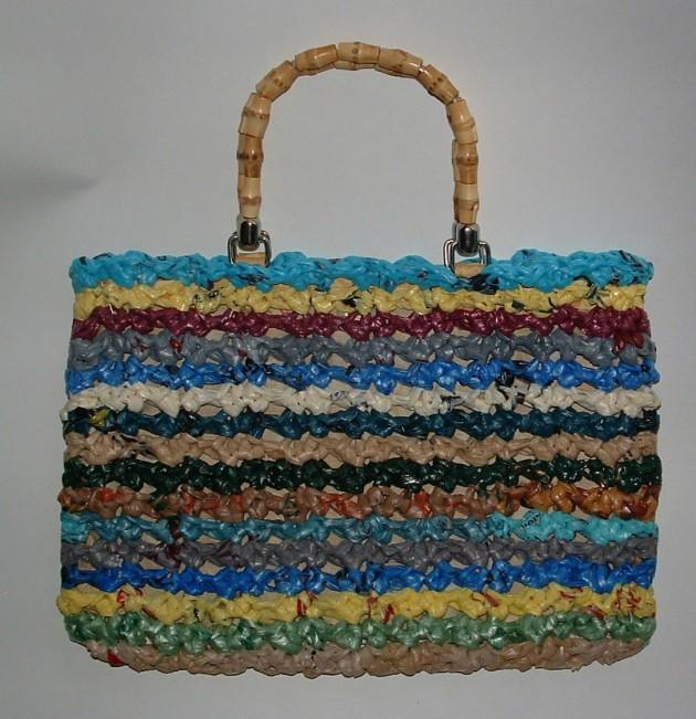 Bolsa de praia.