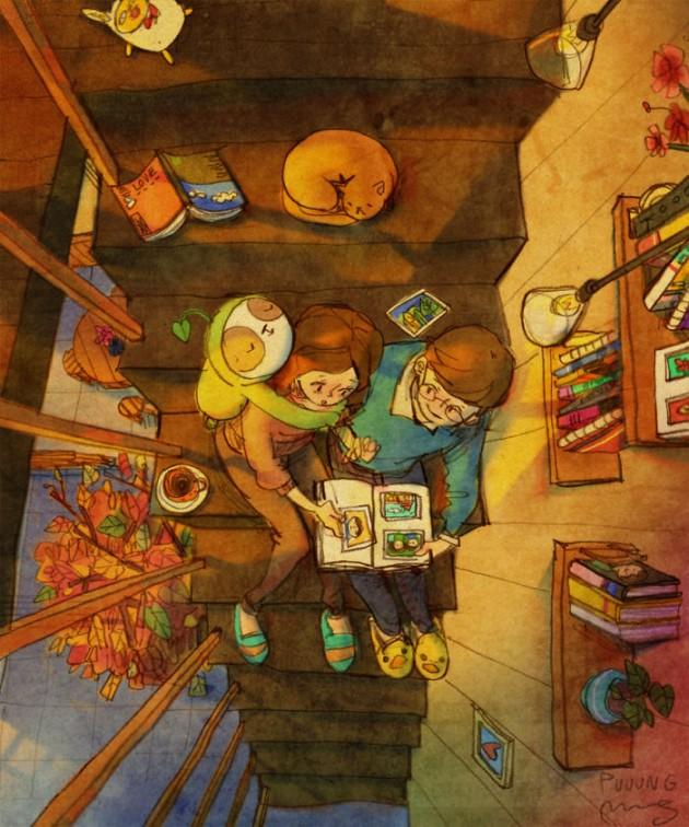 sweet-couple-love-illustrations-art-puuung-22__700