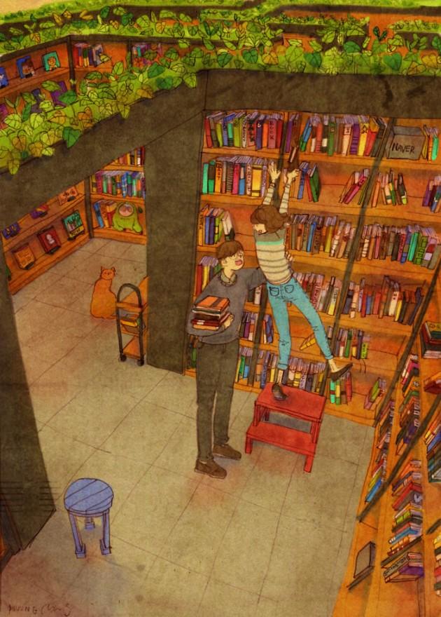 sweet-couple-love-illustrations-art-puuung-2__700