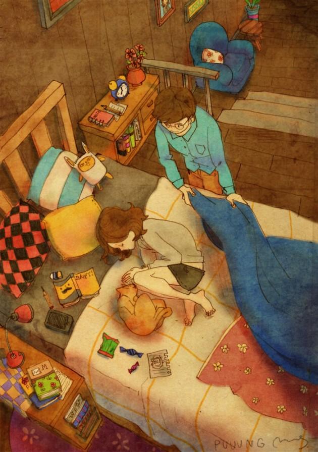 sweet-couple-love-illustrations-art-puuung-30__700