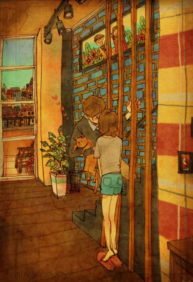 sweet-couple-love-illustrations-art-puuung-31__700
