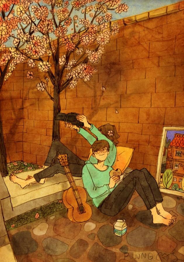 sweet-couple-love-illustrations-art-puuung-34__700