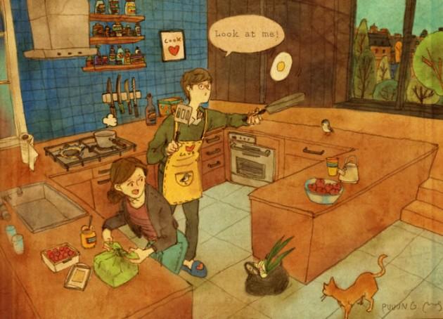 sweet-couple-love-illustrations-art-puuung-38__700
