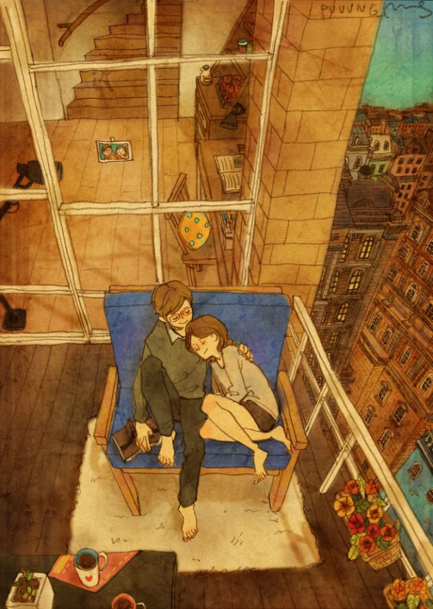 sweet-couple-love-illustrations-art-puuung-40__700