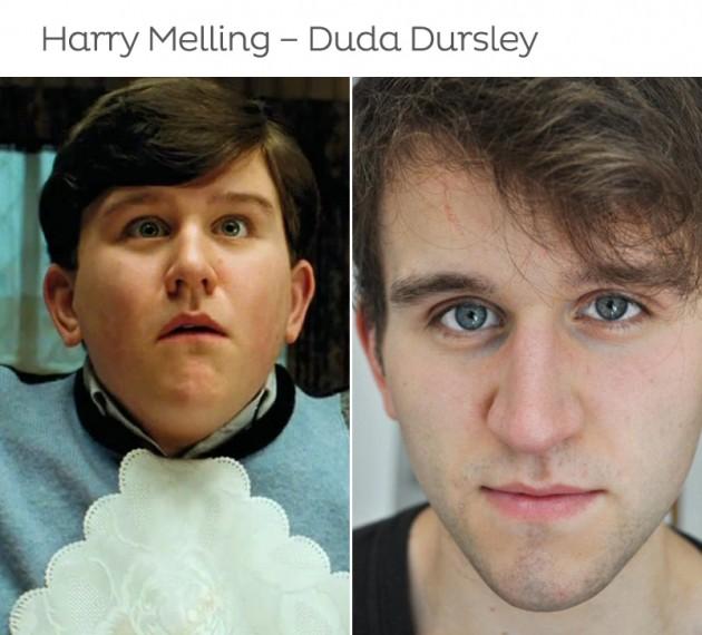 Outro personagem que nós odiávamos odiar, Duda está fora para sempre das telas — desde que o último episódio de Harry Potter foi estreado, Melling perdeu muito peso e se distanciou o máximo possível da fama.
