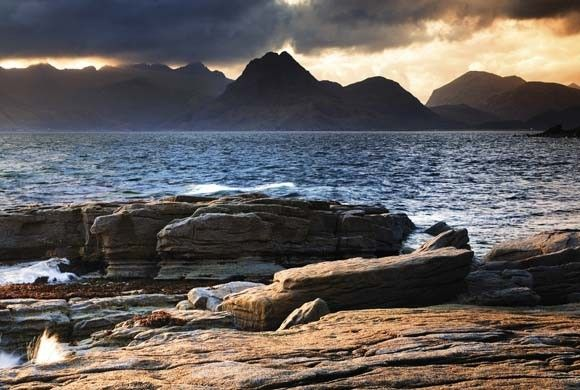 The Red Cuillin (Red Hills), Isle of Skye