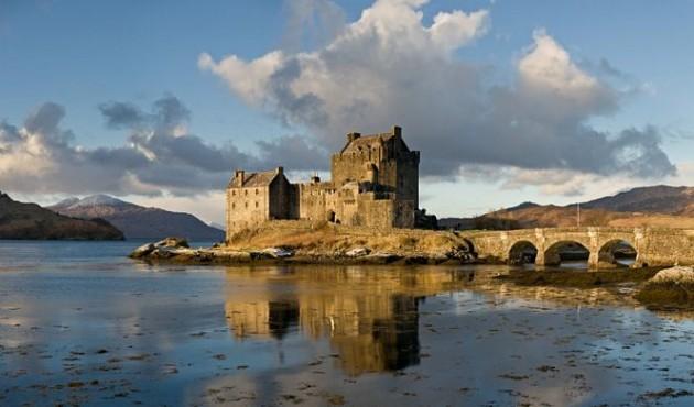 Eilean Donan Castle, Western Highlands