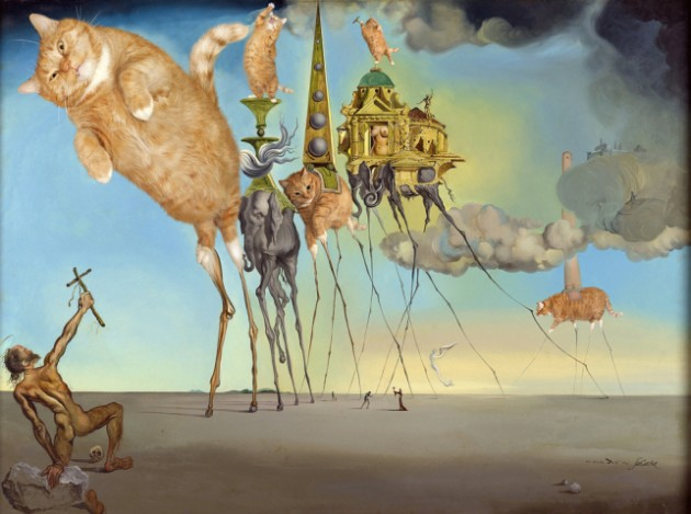 Dali_The-Temptation-of-Saint-Anthony-w-643x479