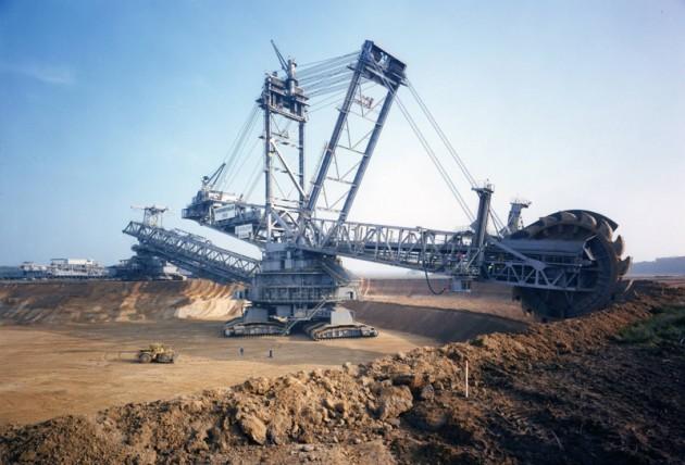 #16 - Esse é o Bagger 288, o maior veículo terrestre do mundo