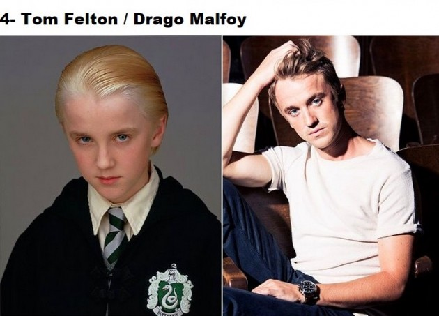 Tom é completamente diferente de seu personagem mimado e irritante na saga Harry Potter: o ator é doce e super divertido em suas entrevistas. Sua carreira anda agitado e ele tem dois filmes para serem lançados.