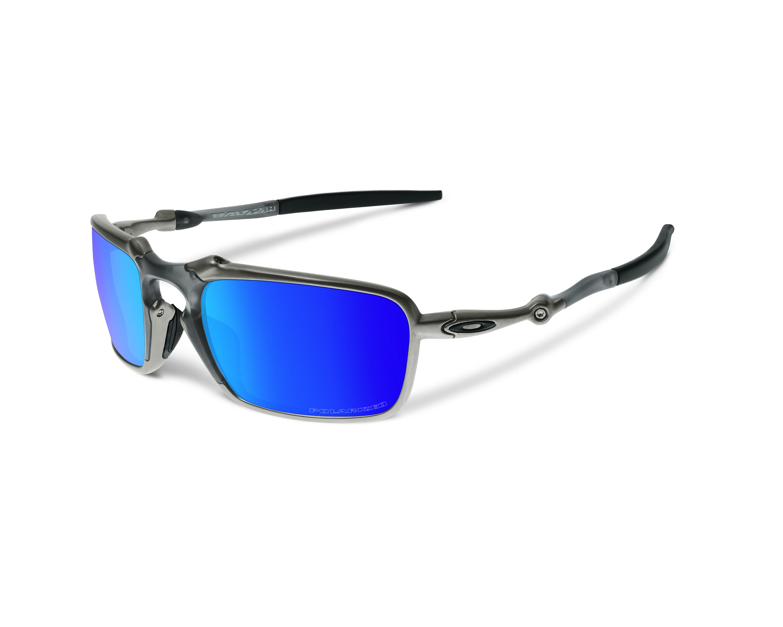 Oakley BADMAN oo6020-04 Plasma-Sapphire Iridium Polar - Criatives ... 322a23b4da