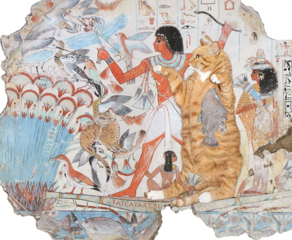 Tomb-of-Nebamun-Hunting-cat-w-584x479