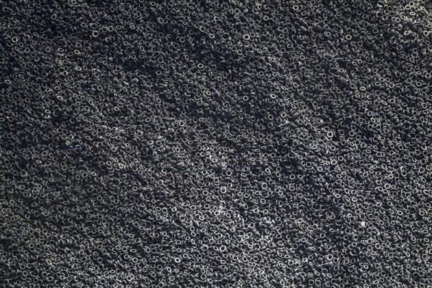 #13 - Montanha de pneus usados