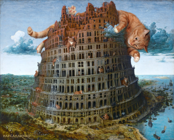bruegel-tour-of-babel-cat-w-595x479