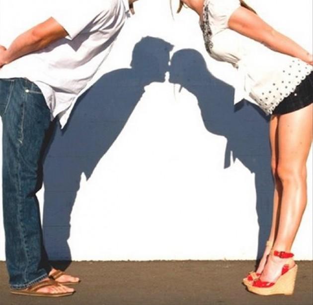 #15 - Ideia muito legal para tirar uma foto para o dia dos namorados ♥