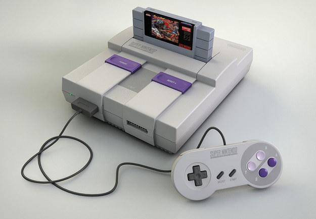 #14 - Super Nintendo