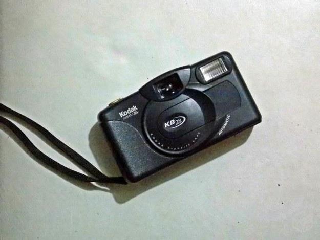 #24 - Câmera fotográfica